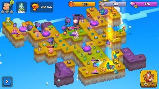 Merge World Above: Dragon games apkdebit screenshots 14