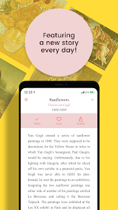 DailyArt – Your Daily Dose of Art History Stories (MOD, Premium) v2.7.0 4