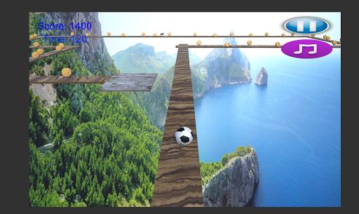sky ball drive screenshot 1