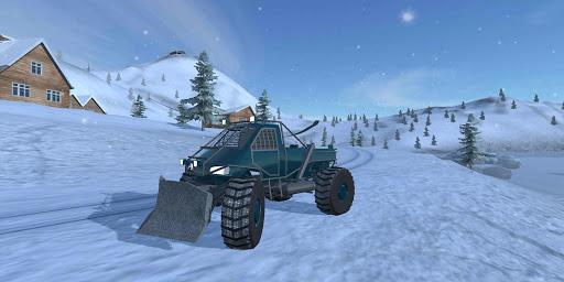 Off-Road Winter Edition 4x4 2.14 Screenshots 4