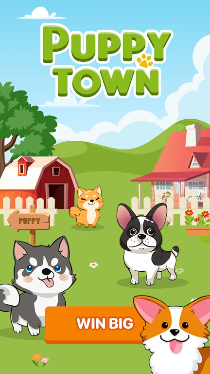 Puppy Town - Merge & Win  poster 7