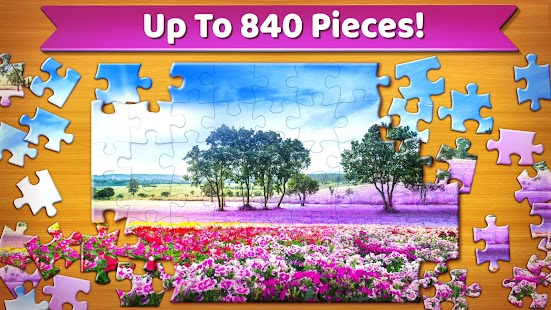 Jigsaw Puzzles Pro 🧩 - Free Jigsaw Puzzle Games Screenshot