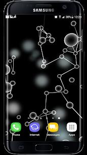 Plexus Particles 3D Live Wallpaper APK 2
