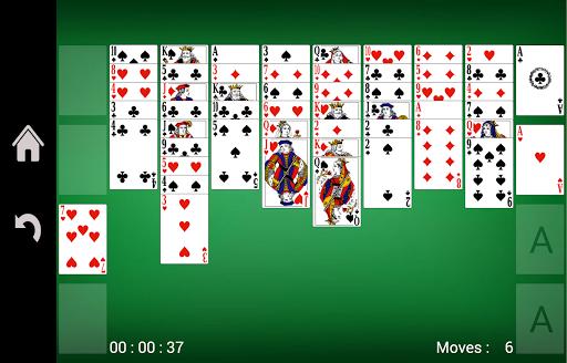 FreeCell Solitaire 1.20 Screenshots 13