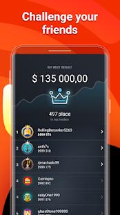 geriausia bitcoin trader app android