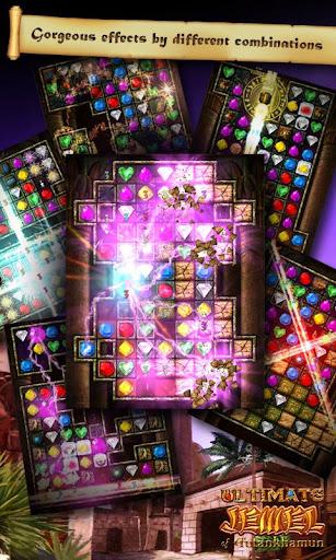 Ultimate Jewel 2 Tutankhamun 3.7 screenshots 2