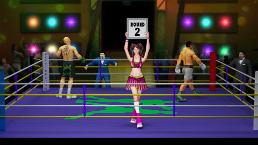 Kick Boxing Games: Boxing Gym Training Master  screenshots 3