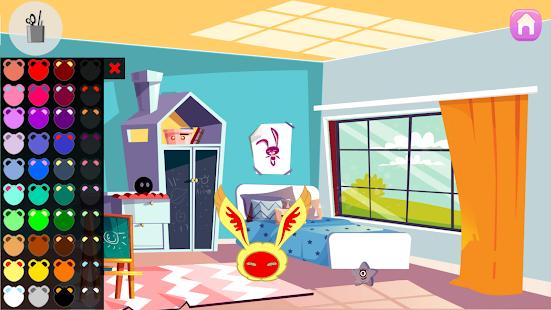 Mochi Plush kawaii - cute dress up game  screenshots 1