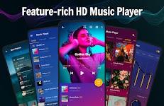 screenshot of Music Player - MP3 Player, Audio Player