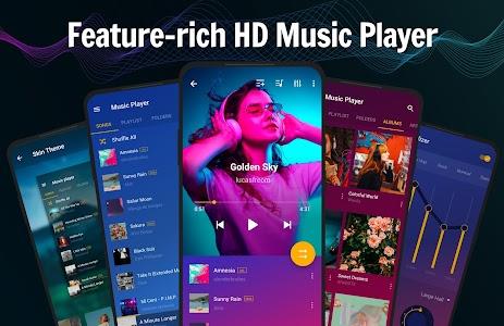 Music Player - MP3 Player, Audio Player 2.7.1.87 (Premium)