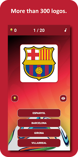 Soccer Logo Quiz 1.0.25 screenshots 1