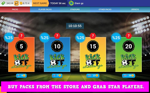 Kick Off Challenge apkdebit screenshots 18