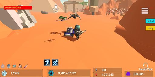 Mini Space Marine 421 screenshots 3