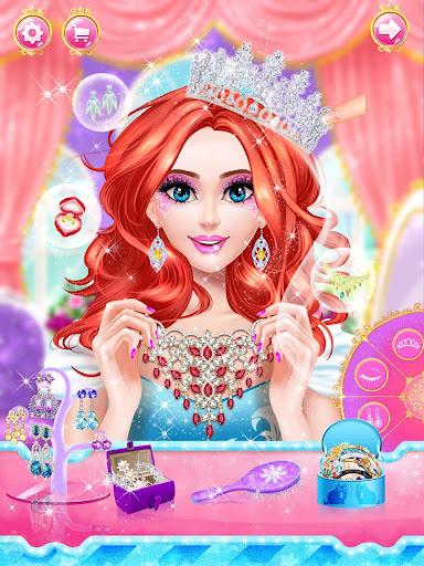 Princess dress up and makeover games 1.3.7 Screenshots 7