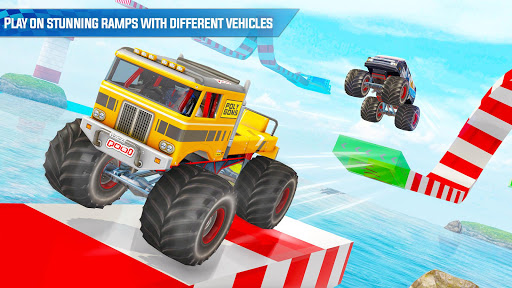 Ultimate Car Stunt: Mega Ramps Car Games android2mod screenshots 14