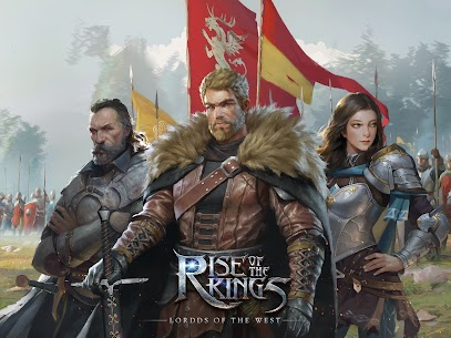 Rise of the Kings MOD APK (Unlimited Money) Download 7