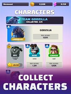 Go BIG! Feat. Godzilla vs Kong Mod Apk 1.0.3 (A Lot of Money) 5