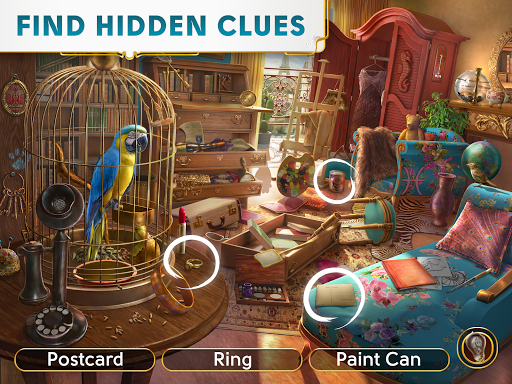 June's Journey - Hidden Objects  screenshots 16