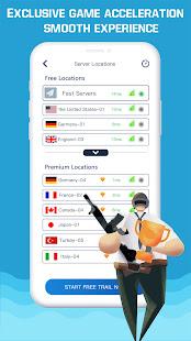 VPN Booster-Free Fast Private & Secure VPN Proxy 1.1.4 Screenshots 8