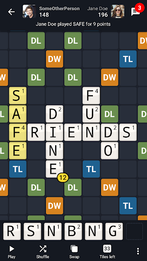 Wordfeud modavailable screenshots 5