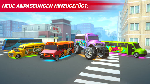 Super High School Bus Simulator und Auto Spiele 3D 2.7 screenshots 6