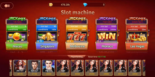 Red Chamber Slot : Real casino experience apkslow screenshots 7