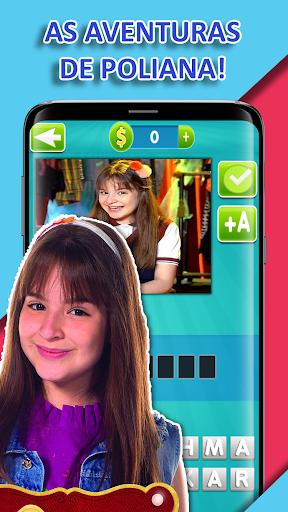 As Aventuras de Poliana Jogos Quiz Mu00fasicas Offline screenshots 1