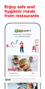 Zomato – Online Food Delivery & Restaurant Reviews Mod 15.6.1 Apk (Unlocked) 4