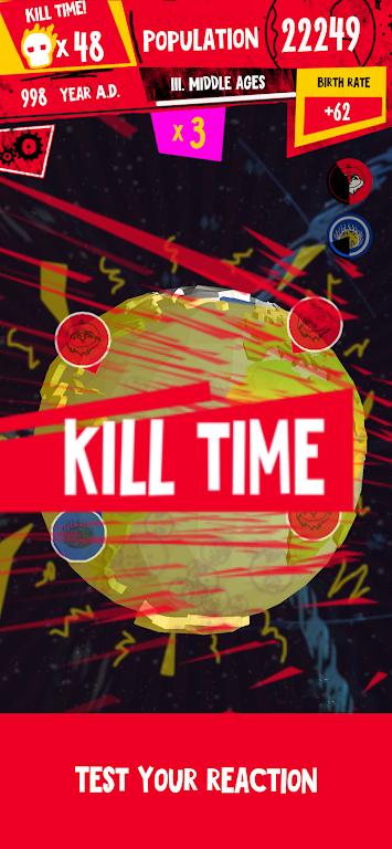 Kill Planet!  poster 6