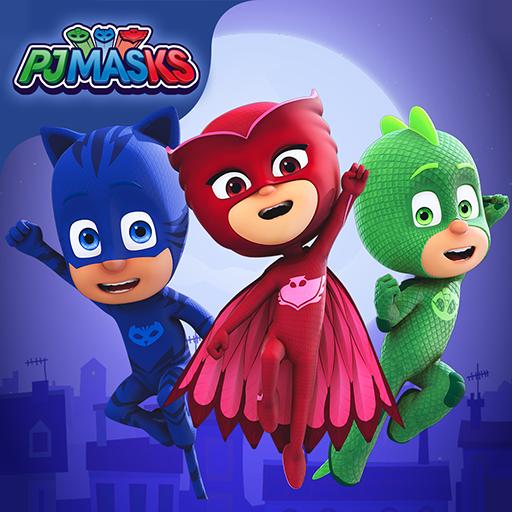 Baixar PJ Masks™: Moonlight Heroes para Android