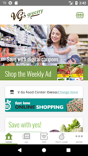 VG's Grocery  Apps For Pc, Windows 10/8/7 And Mac – Free Download 1
