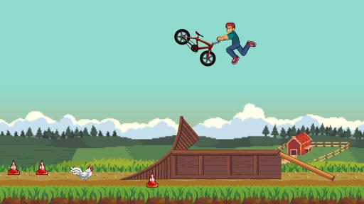 BMX Race Bike android2mod screenshots 5