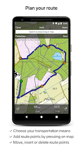 Topo GPS Netherlands For Android 4