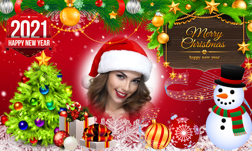 Whats New In Christmas Cards 2021 Christmas Frame Greeting Cards 2021 Apps On Google Play