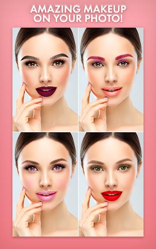 Makeup Photo Editor  screenshots 3