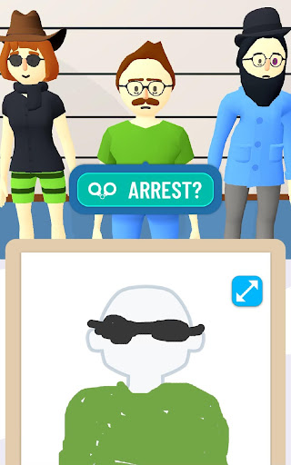 Line Up: Draw the Criminal 1.2.0 Screenshots 14