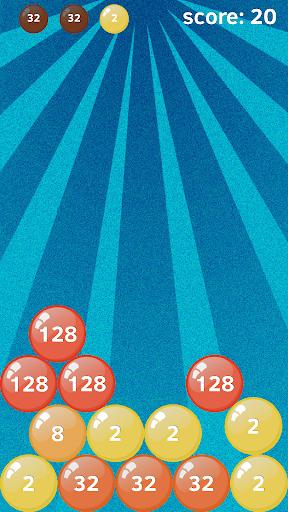 balls 2048 screenshot 2