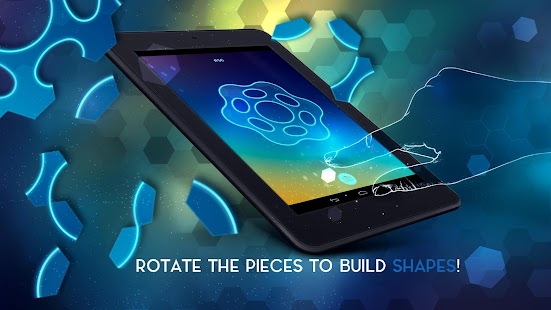 Shapes: Puzzle Game for All Ages Screenshot