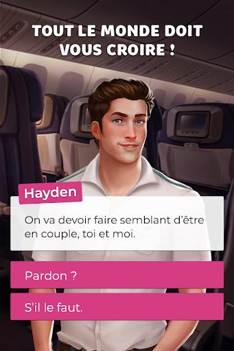 Code Triche Love & Diaries: Hayden — Enquête romantique (Astuce) APK MOD screenshots 2
