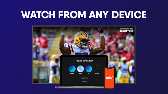 fuboTV: Watch Live Sports & TV screenshots 14