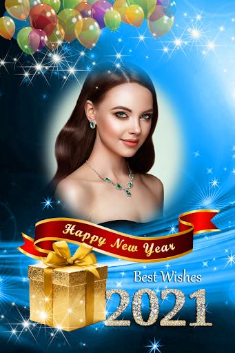 New Year 2021 Frame - New Year Greetings 2021 1.0.4 Screenshots 6