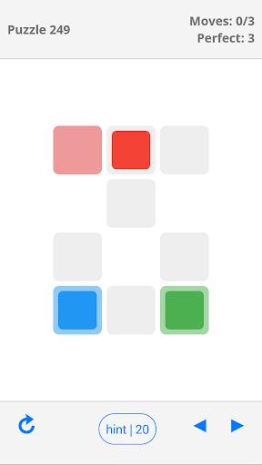 movez - puzzle game screenshot 2