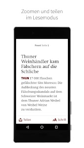 BZ Thuner Tagblatt EPaper For Pc – Free Download On Windows 10, 8, 7 2