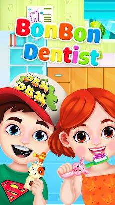 かわいい歯医者さんゲーム無料 - 医者ゲーム 無料のおすすめ画像1
