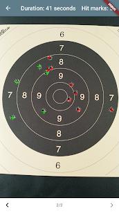 Piranha: shooting range hit marker 6