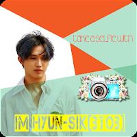 Take a selfie with Im Hyun-sik(BTOB)