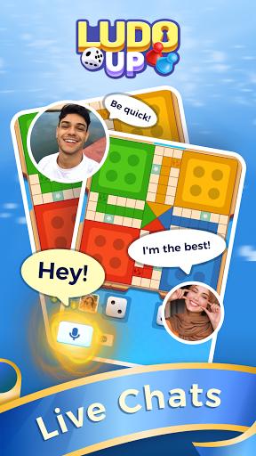 Ludo Up-Fun audio board games 1.1.0 screenshots 1
