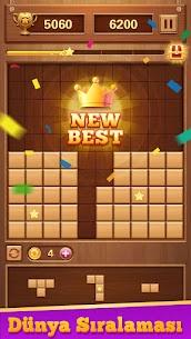 Wood Block Puzzle – Ücretsiz Klasik Zeka Oyunu Full Apk İndir 5