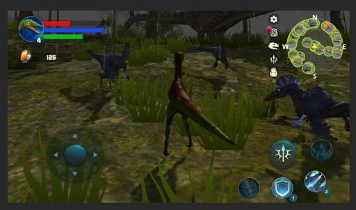 Compsognathus Simulator 1.0.5 screenshots 6