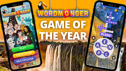 Wordmonger: Modern Word Games and Puzzles 2.1.2 Screenshots 1